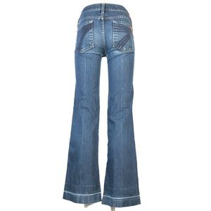 7 for all mankind dojo jeans 27x31